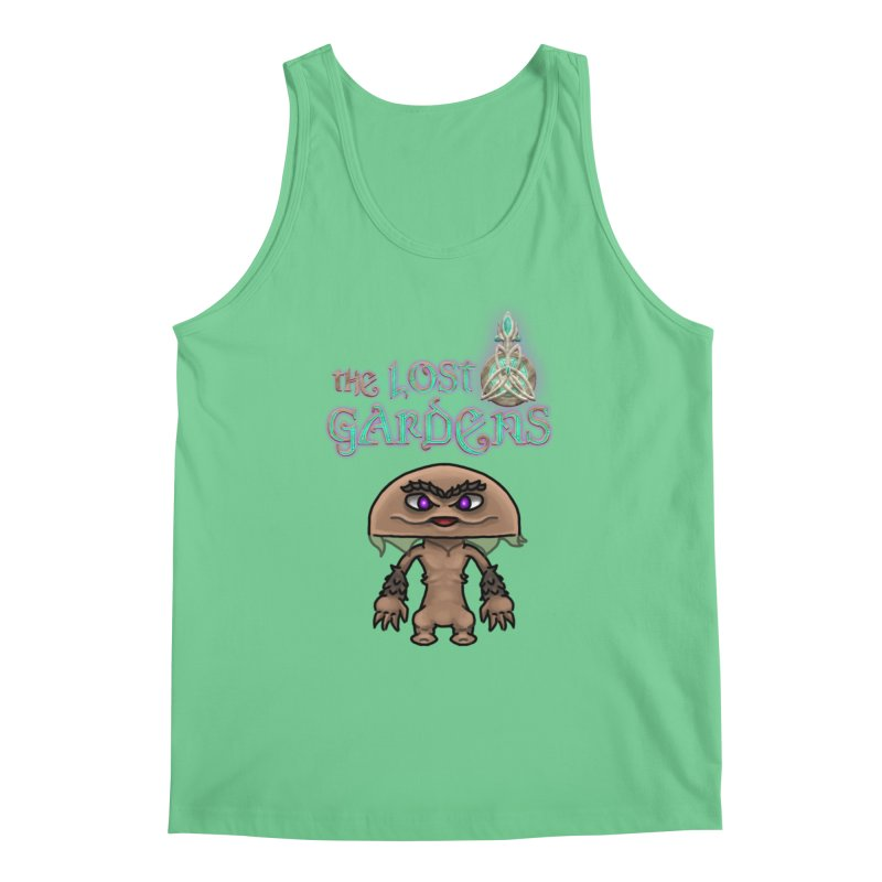 Mion Men's Tank by The Lost Gardens Official Merch