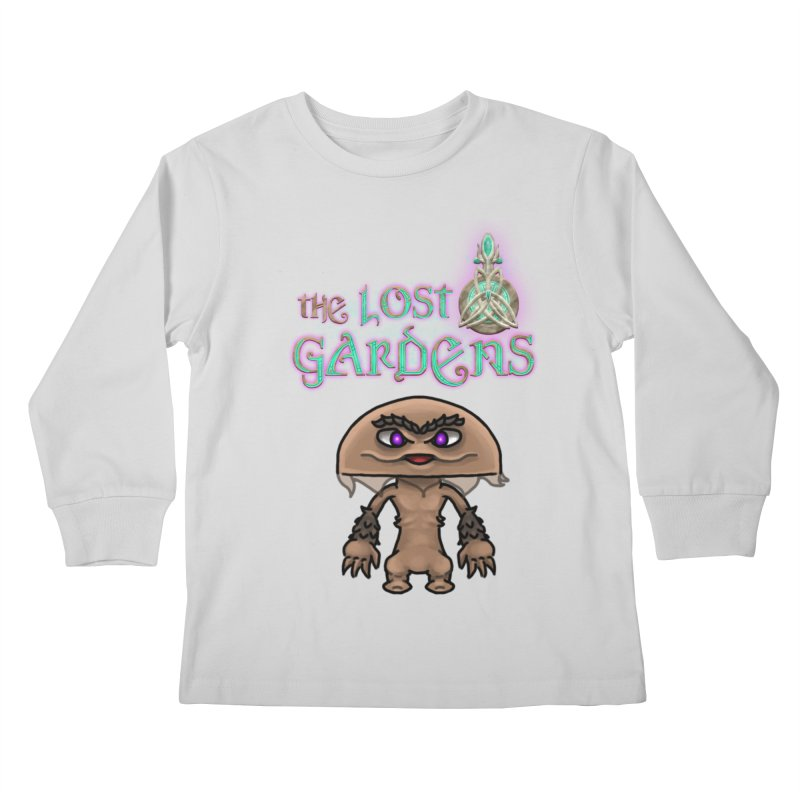 Mion Kids Longsleeve T-Shirt by The Lost Gardens Official Merch