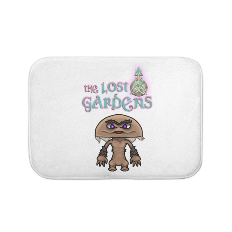 Mion Home Bath Mat by The Lost Gardens Official Merch