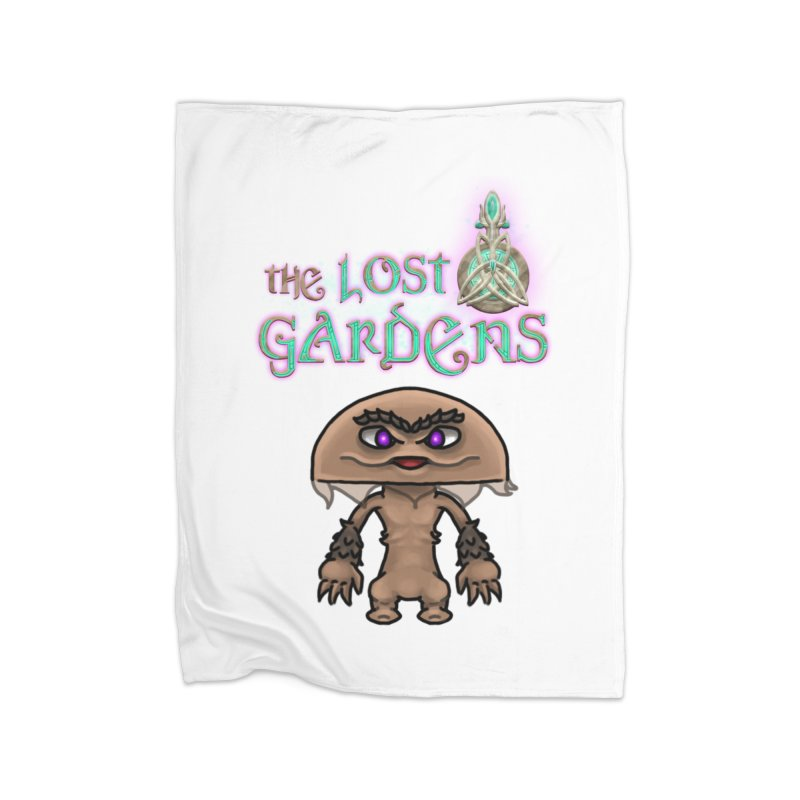 Mion Home Blanket by The Lost Gardens Official Merch
