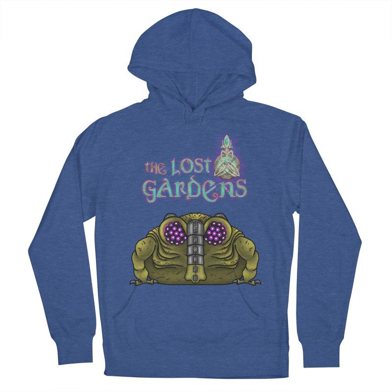 Bernard Women's Pullover Hoody by The Lost Gardens Official Merch