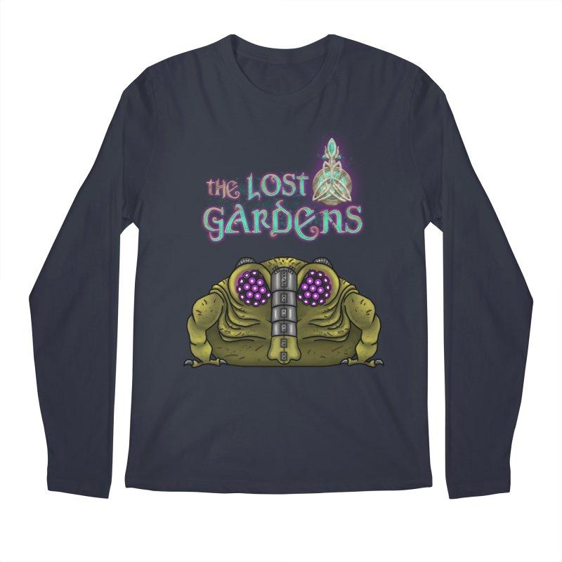 Bernard Men's Longsleeve T-Shirt by The Lost Gardens Official Merch