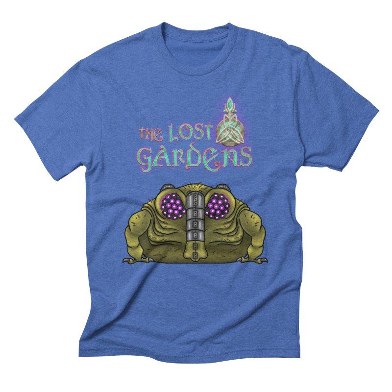 Bernard Men's Triblend T-Shirt by The Lost Gardens Official Merch