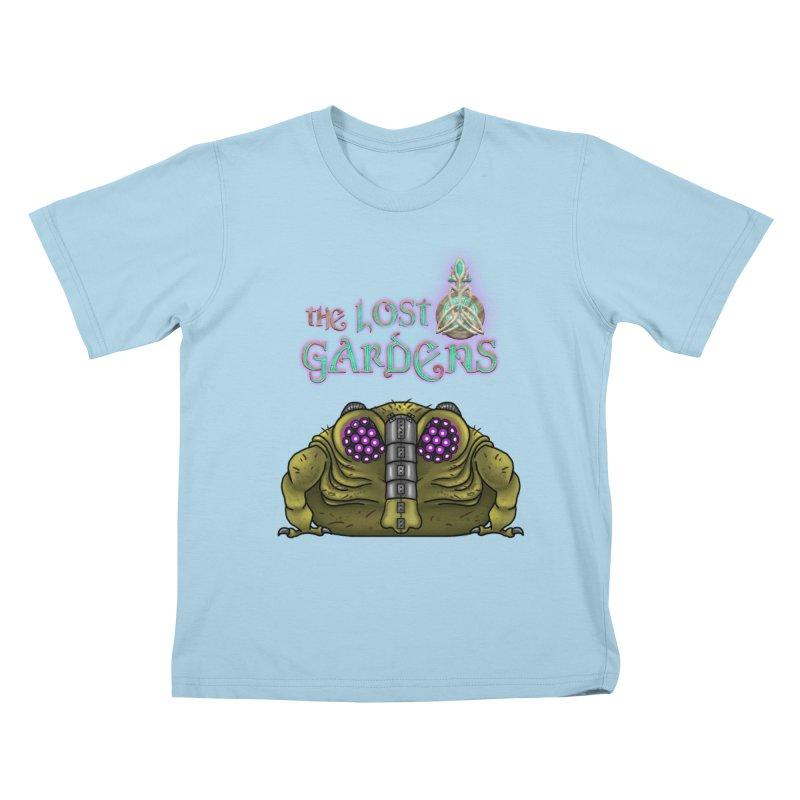 Bernard Kids T-Shirt by The Lost Gardens Official Merch