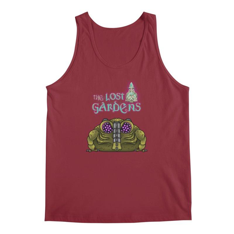 Bernard Men's Tank by The Lost Gardens Official Merch