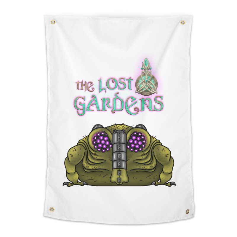 Bernard Home Tapestry by The Lost Gardens Official Merch