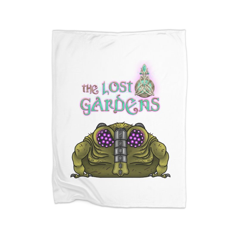 Bernard Home Blanket by The Lost Gardens Official Merch