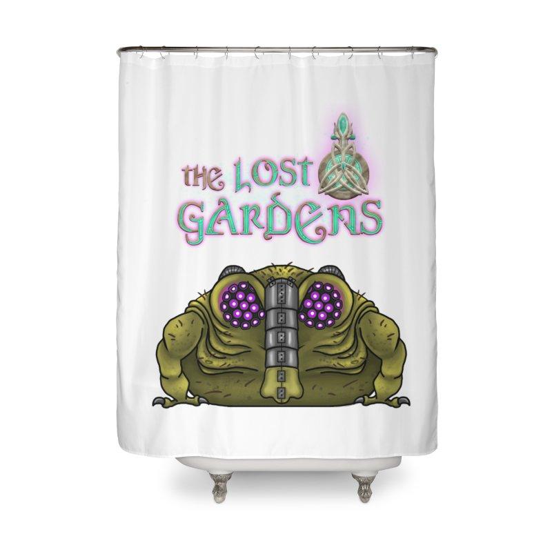 Bernard Home Shower Curtain by The Lost Gardens Official Merch