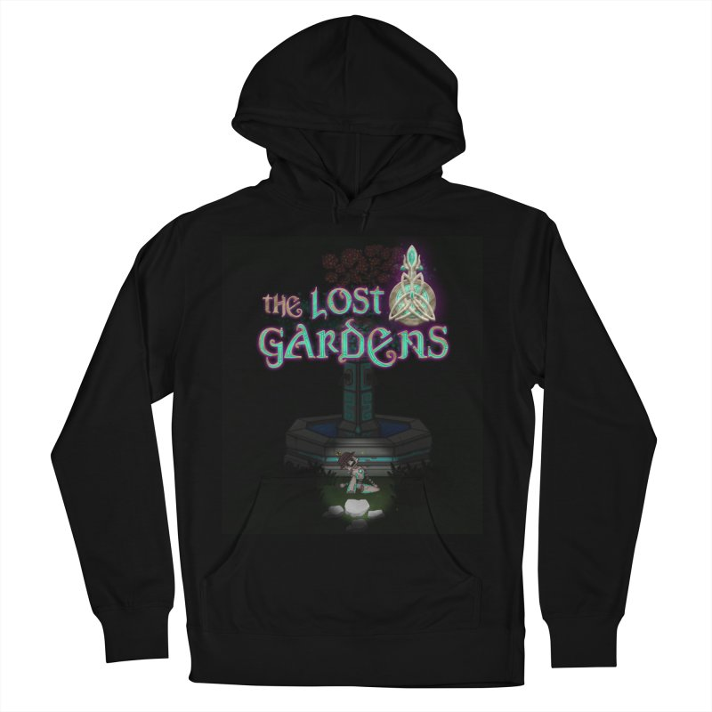 Awaken Him Women's French Terry Pullover Hoody by The Lost Gardens Official Merch