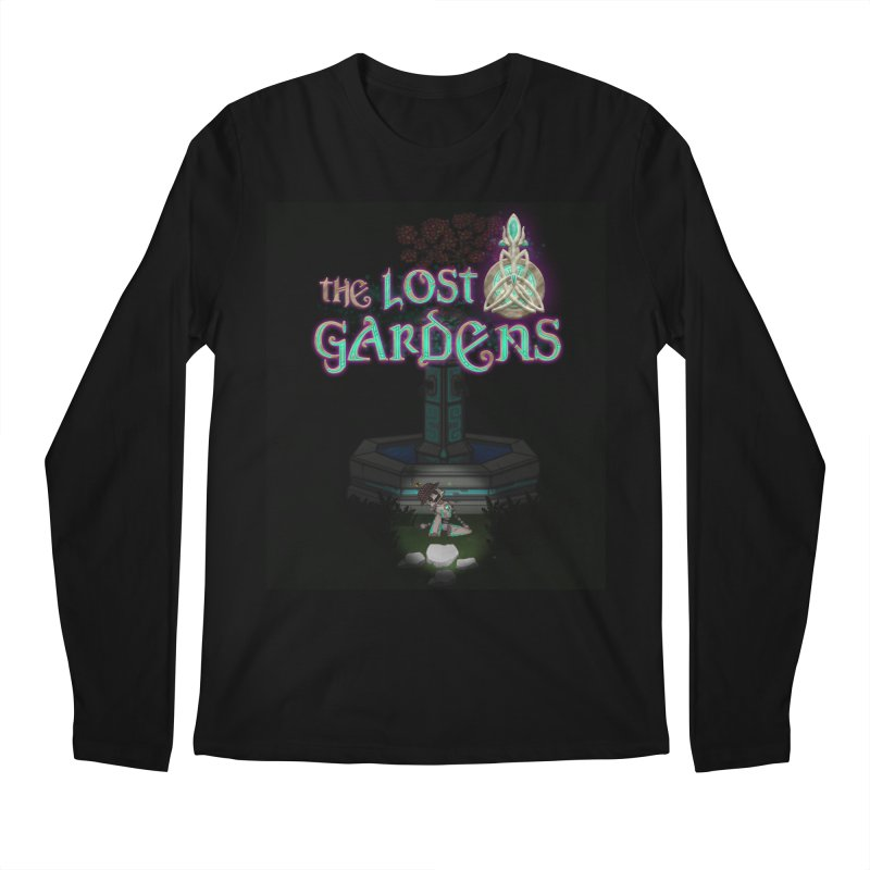 Awaken Him Men's Regular Longsleeve T-Shirt by The Lost Gardens Official Merch