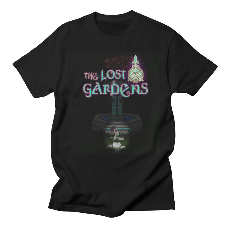 Awaken Him Men's T-Shirt by The Lost Gardens Official Merch