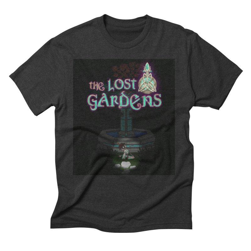 Awaken Him Men's Triblend T-Shirt by The Lost Gardens Official Merch