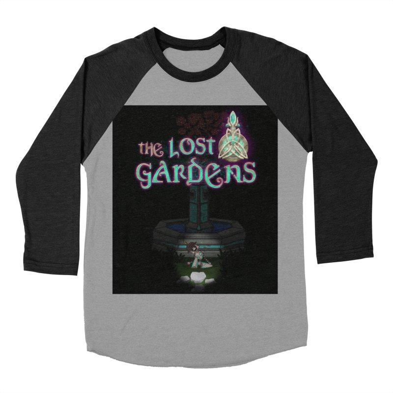 Awaken Him Women's Baseball Triblend Longsleeve T-Shirt by The Lost Gardens Official Merch