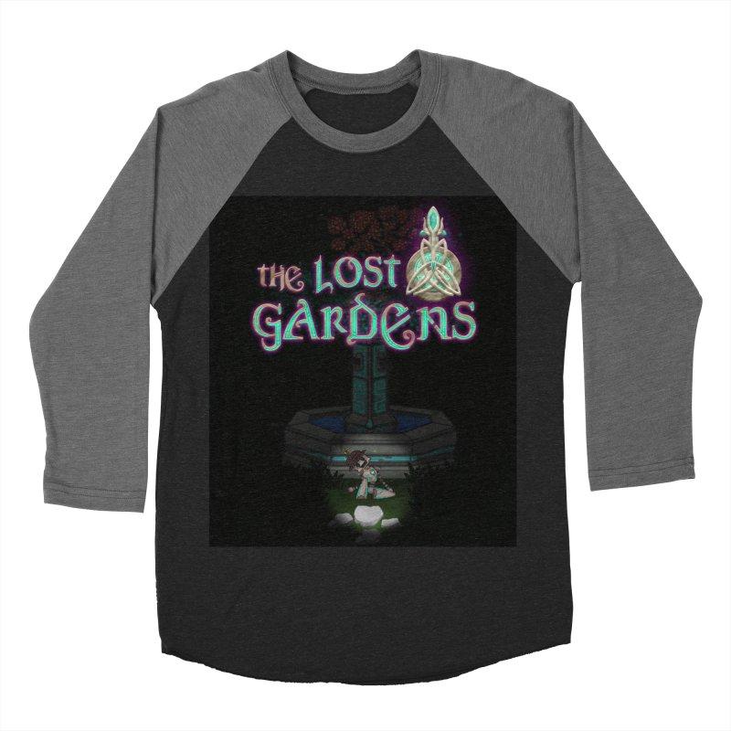 Awaken Him Men's Baseball Triblend Longsleeve T-Shirt by The Lost Gardens Official Merch