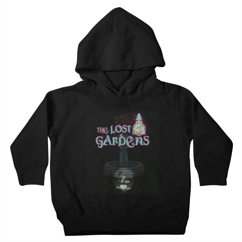 Awaken Him Kids Toddler Pullover Hoody by The Lost Gardens Official Merch