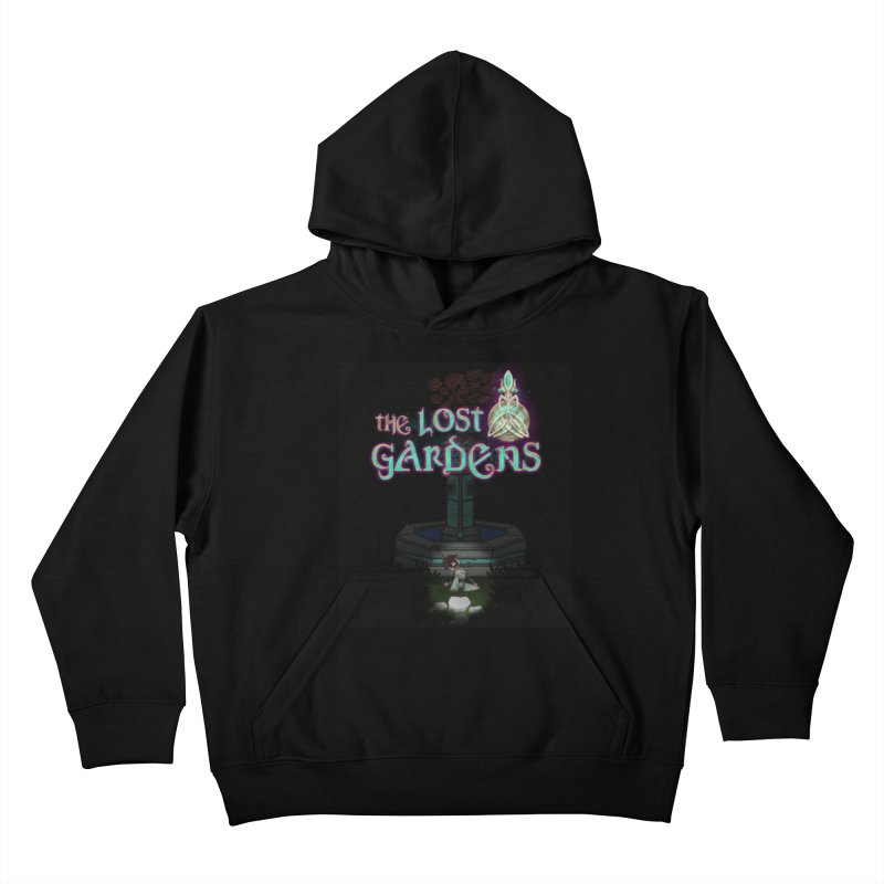 Awaken Him Kids Pullover Hoody by The Lost Gardens Official Merch