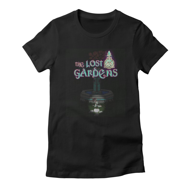 Awaken Him Women's Fitted T-Shirt by The Lost Gardens Official Merch
