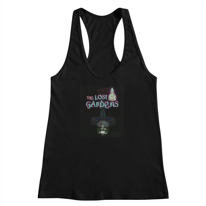 Awaken Him Women's Racerback Tank by The Lost Gardens Official Merch