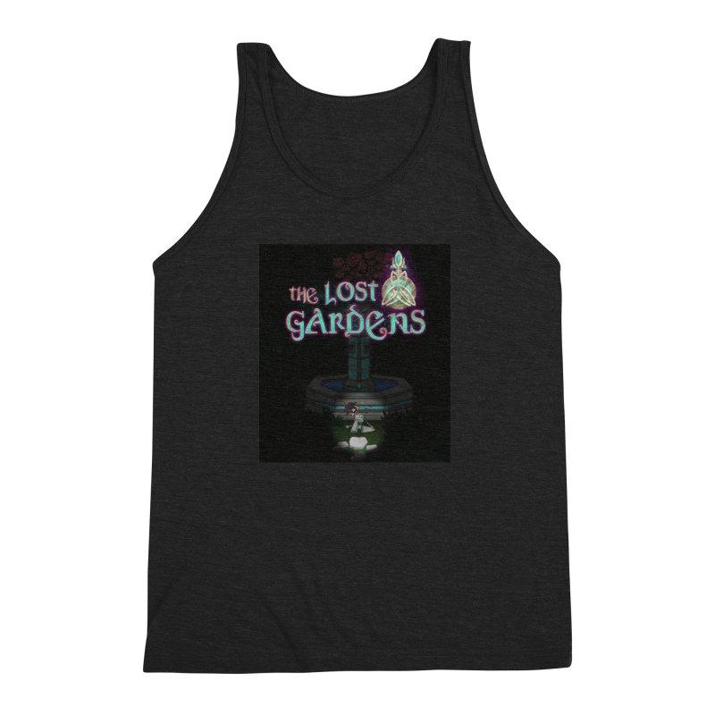 Awaken Him Men's Triblend Tank by The Lost Gardens Official Merch
