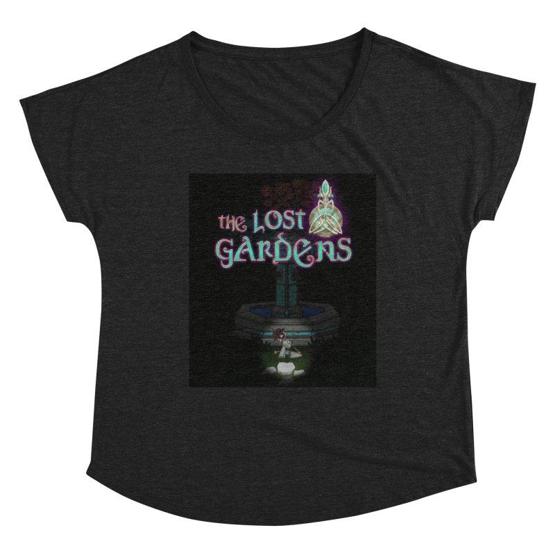 Awaken Him Women's Scoop Neck by The Lost Gardens Official Merch