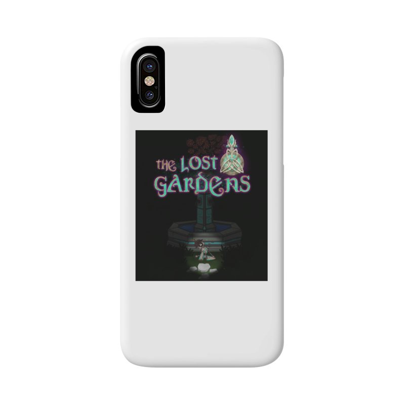 Awaken Him Accessories Phone Case by The Lost Gardens Official Merch
