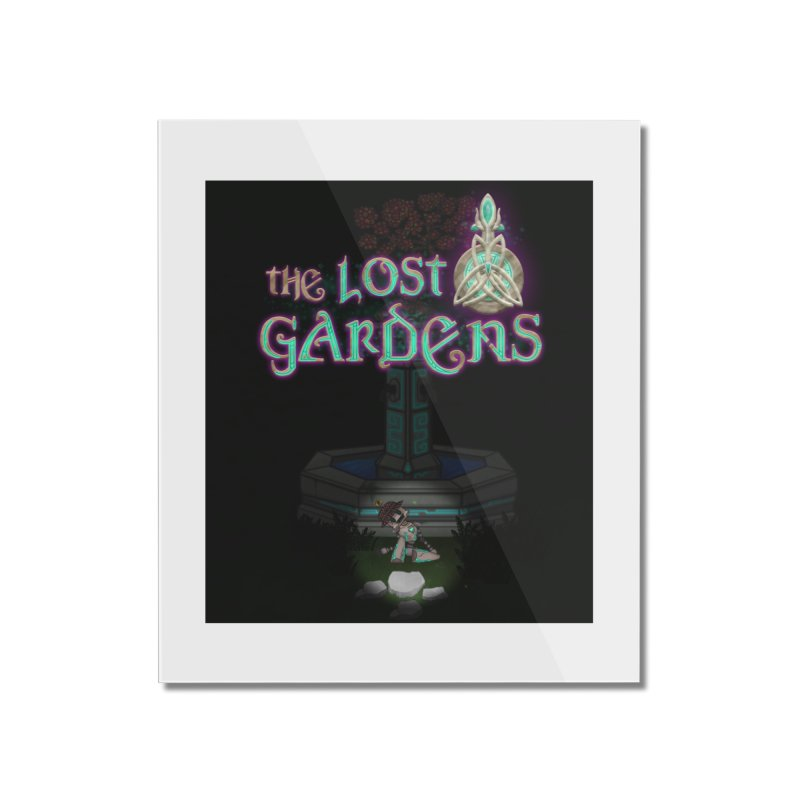 Awaken Him Home Mounted Acrylic Print by The Lost Gardens Official Merch