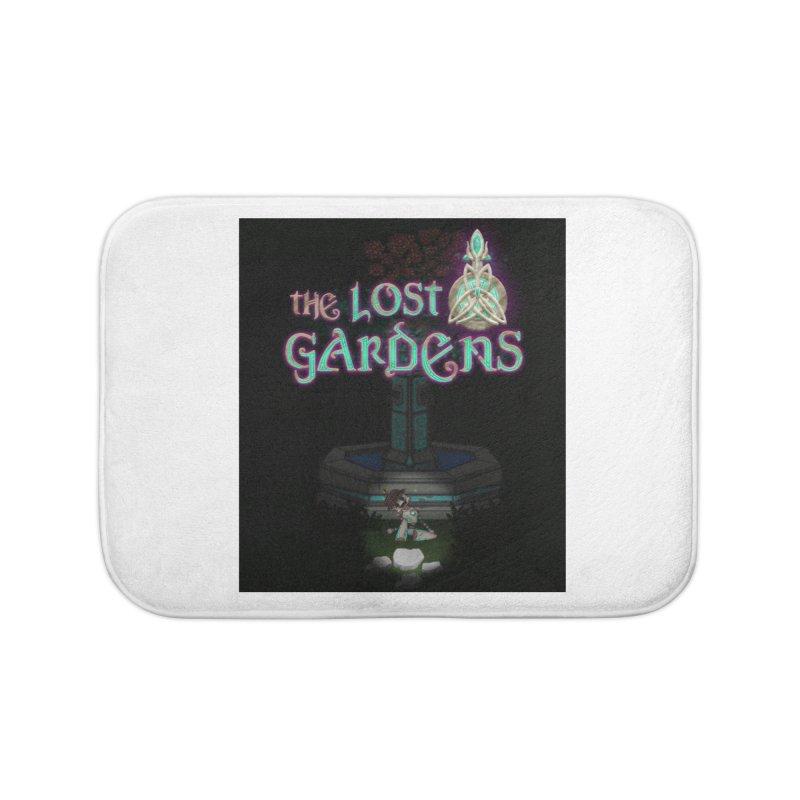 Awaken Him Home Bath Mat by The Lost Gardens Official Merch