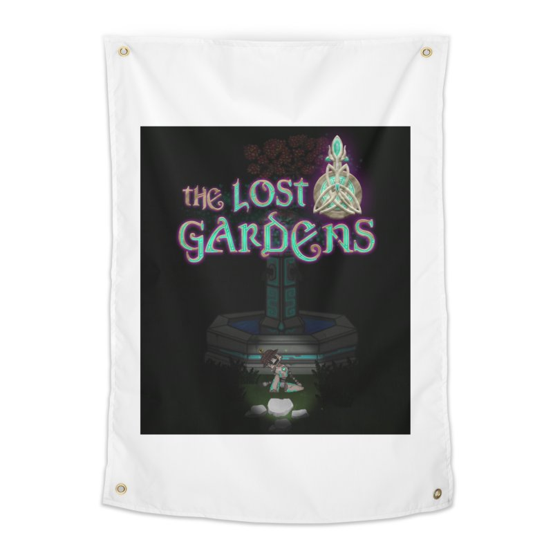 Awaken Him Home Tapestry by The Lost Gardens Official Merch