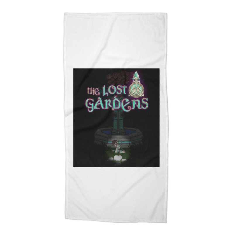 Awaken Him Accessories Beach Towel by The Lost Gardens Official Merch