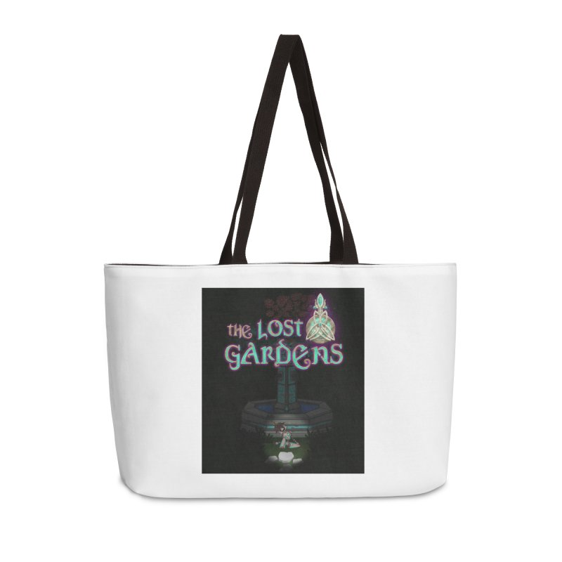 Awaken Him Accessories Weekender Bag Bag by The Lost Gardens Official Merch