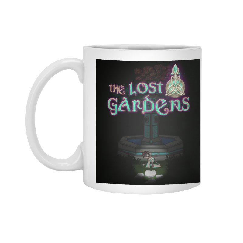 Awaken Him Accessories Mug by The Lost Gardens Official Merch
