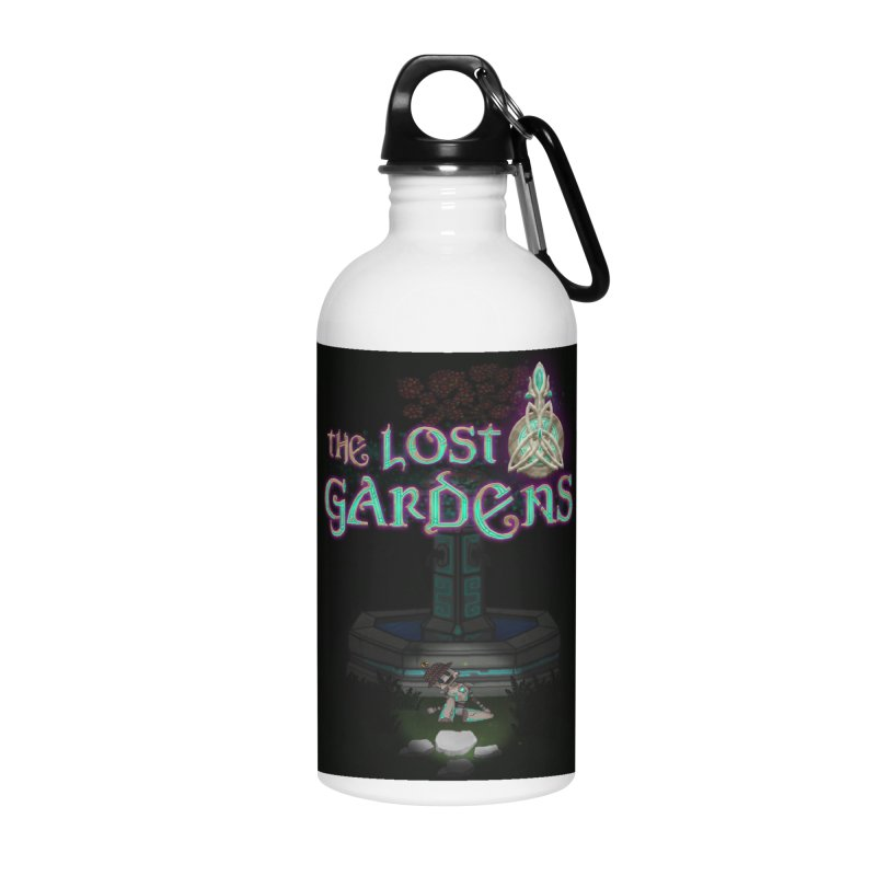 Awaken Him Accessories Water Bottle by The Lost Gardens Official Merch