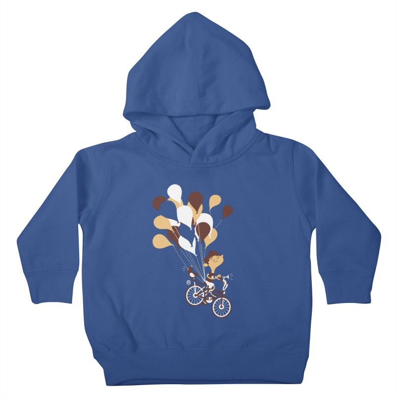 Get Out There Kids Toddler Pullover Hoody by theloulander's Artist Shop