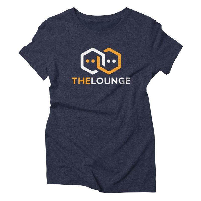 Logo (dark) Women's T-Shirt by The Lounge