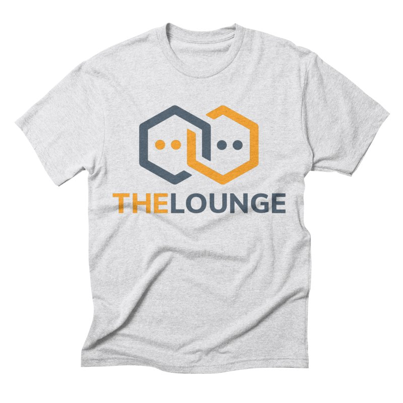 Logo (bright) Men's T-Shirt by The Lounge