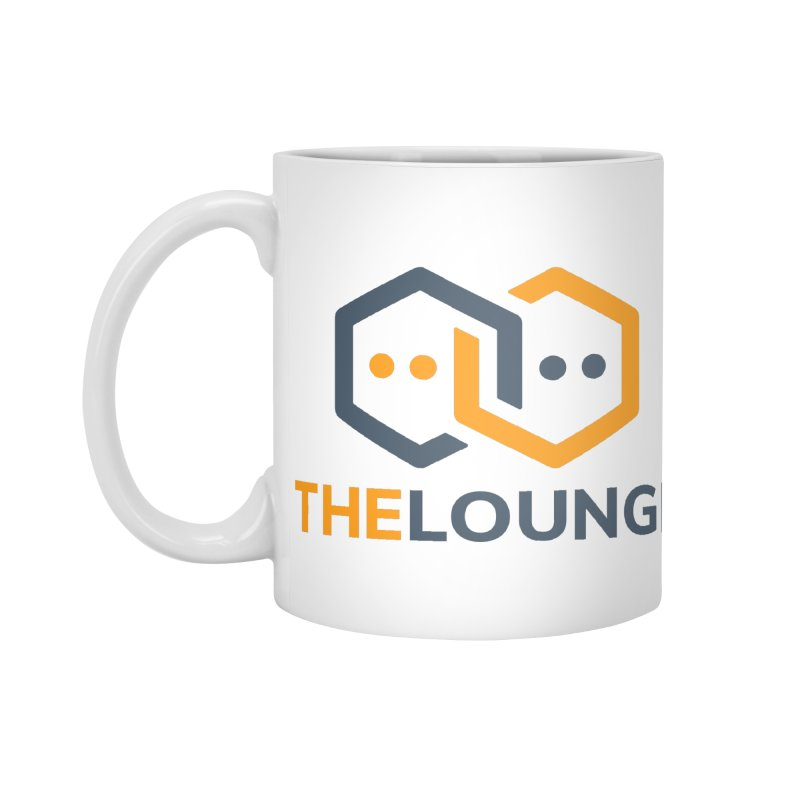 Logo (bright) Accessories Standard Mug by The Lounge