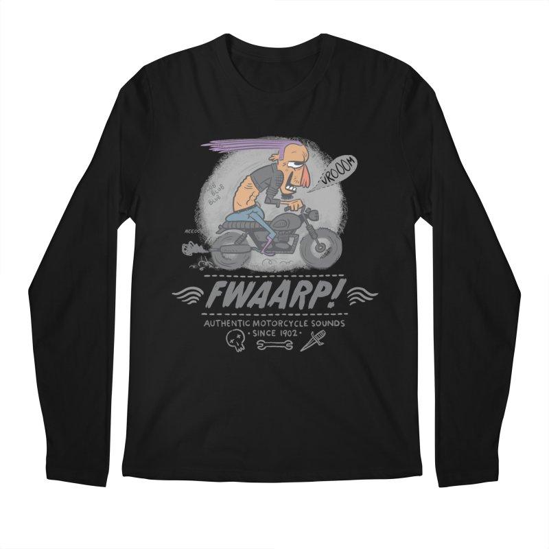 FWAARP!! Men's Longsleeve T-Shirt by The Lurid Tusk