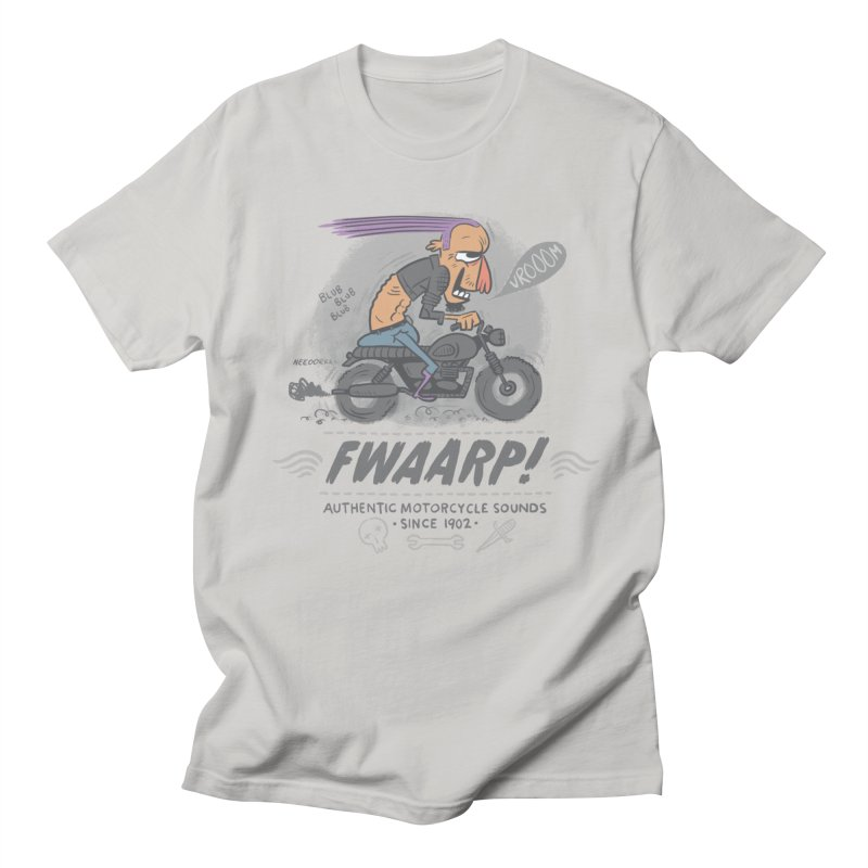 FWAARP!! Men's T-Shirt by The Lurid Tusk