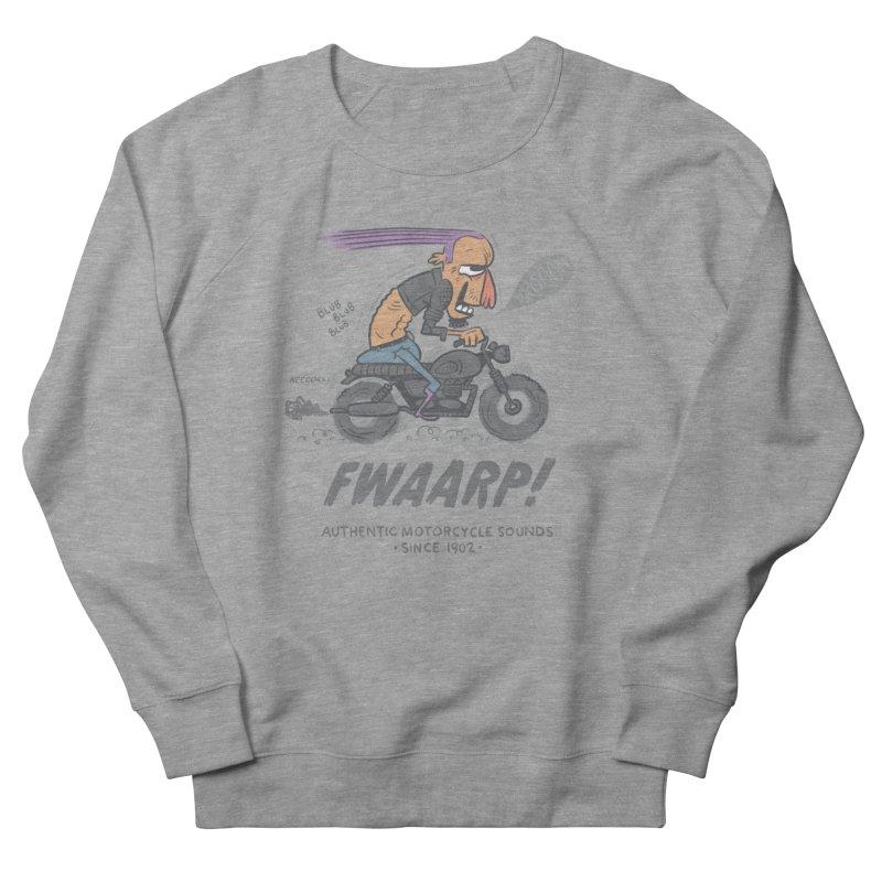 FWAARP!! Women's Sweatshirt by The Lurid Tusk