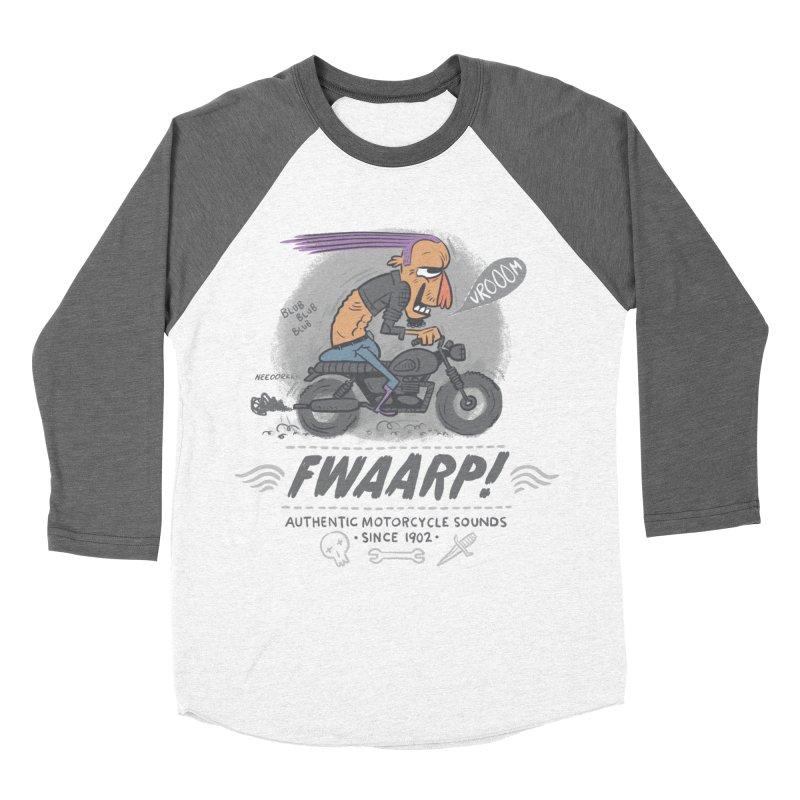 FWAARP!! Men's Baseball Triblend T-Shirt by The Lurid Tusk