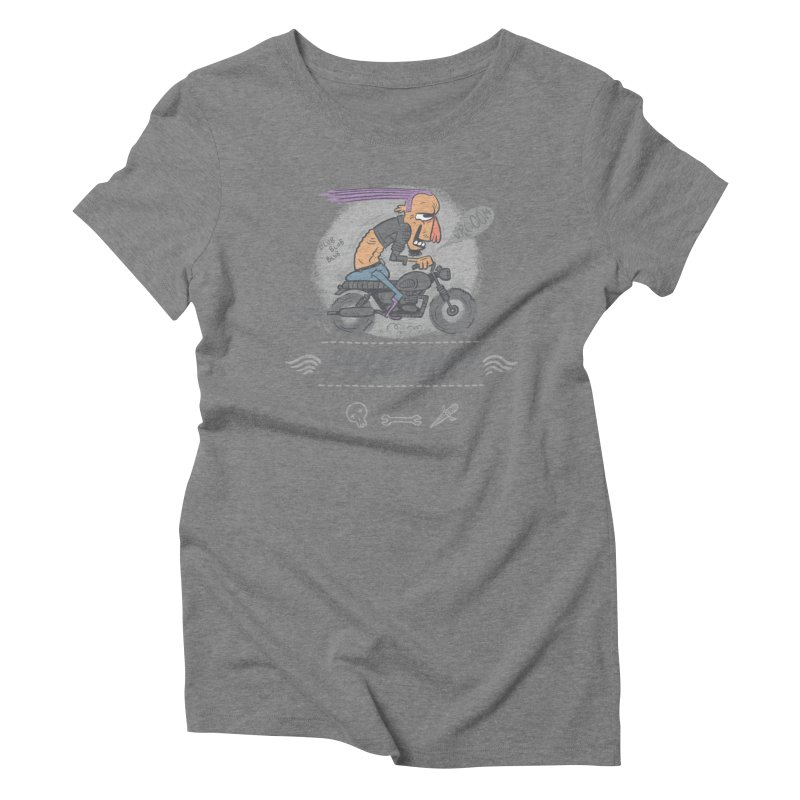 FWAARP!! Women's Triblend T-Shirt by The Lurid Tusk