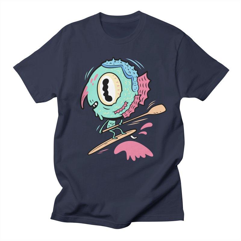 Gillmans unfettered joy! Men's T-Shirt by The Lurid Tusk