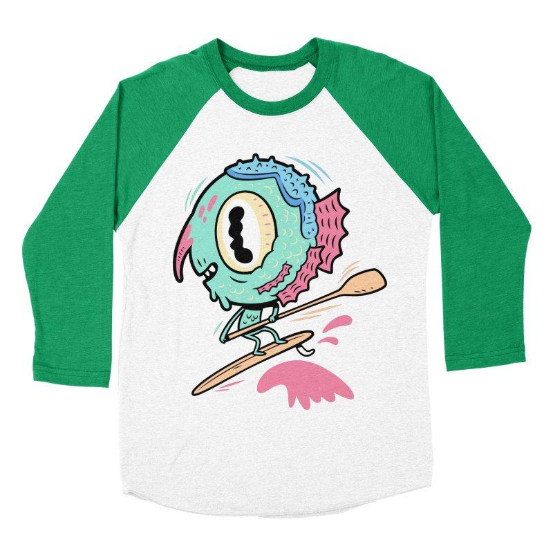 Gillmans unfettered joy! Women's Baseball Triblend T-Shirt by The Lurid Tusk