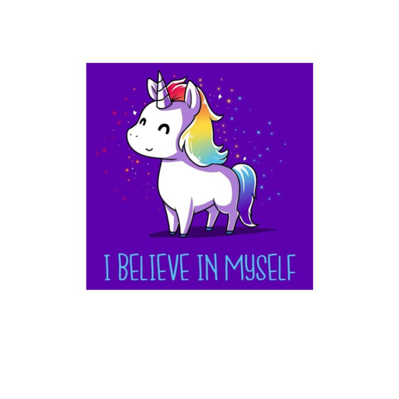 I Believe In Myself by thelyndsimae's Artist Shop