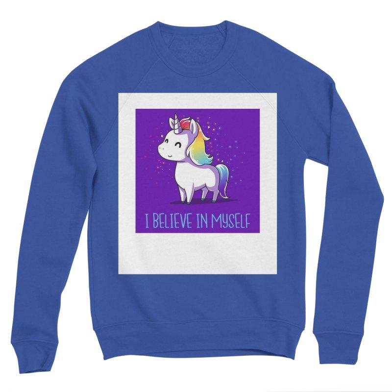 I Believe In Myself Women's Sweatshirt by thelyndsimae's Artist Shop