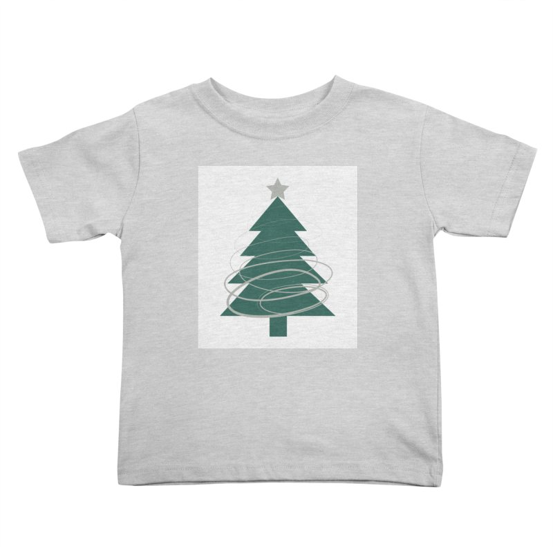 Oh Christmas Tree Kids Toddler T-Shirt by thelyndsimae's Artist Shop