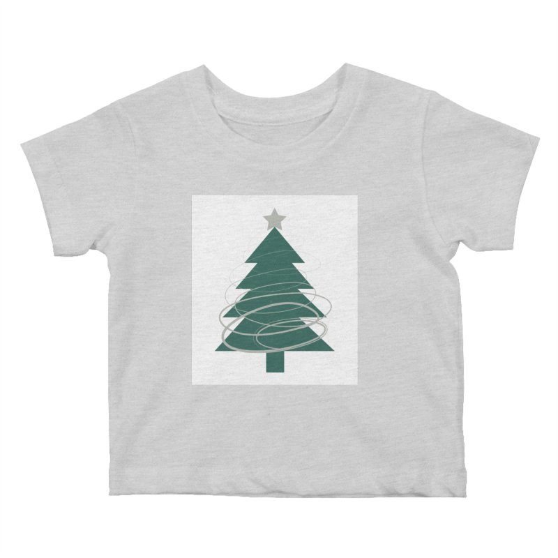 Oh Christmas Tree Kids Baby T-Shirt by thelyndsimae's Artist Shop