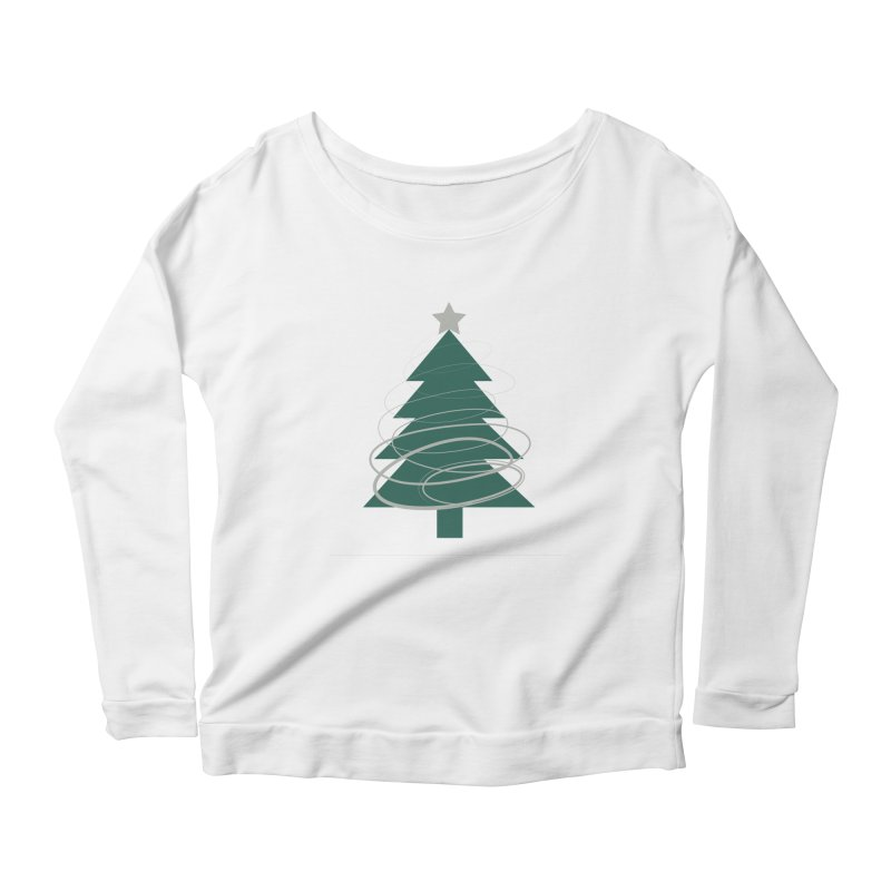 Oh Christmas Tree Women's Longsleeve T-Shirt by thelyndsimae's Artist Shop