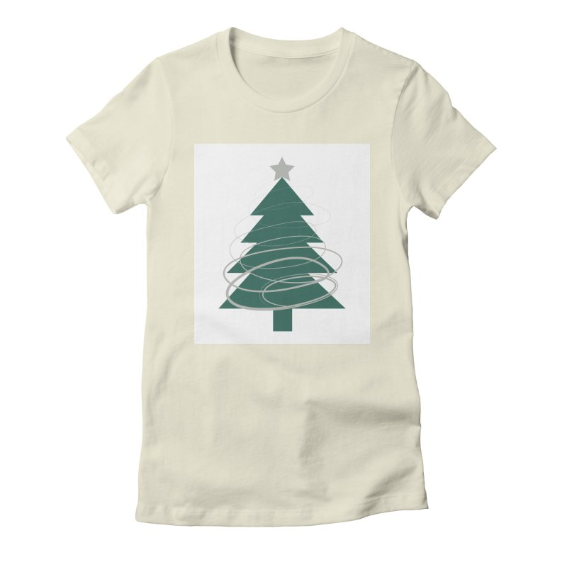 Oh Christmas Tree Women's T-Shirt by thelyndsimae's Artist Shop