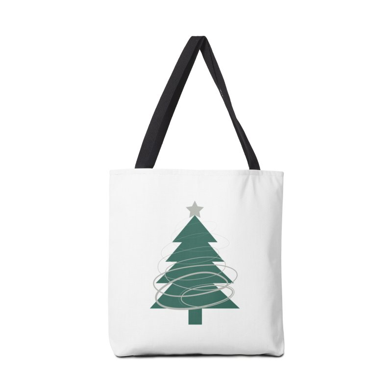 Oh Christmas Tree Accessories Tote Bag Bag by thelyndsimae's Artist Shop